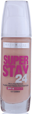 Maybelline Foundation Superstay 24H - 020 Cameo