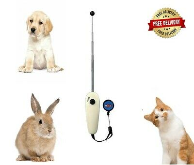 Trixie Training Target Stick With Integrated Clicker For Dogs Cat