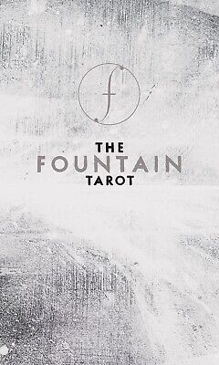 The Fountain Tarot: Illustrated Deck and Guidebook ' Gruhl, Jason