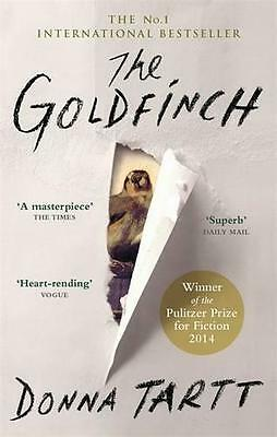 The Goldfinch by Tartt, Donna, NEW Book, FREE & , (Paperback)