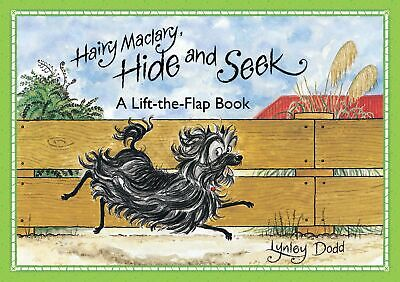 Hairy Maclary, Hide and Seek: A Lift-the-Flap Book ' Dodd, Lynley
