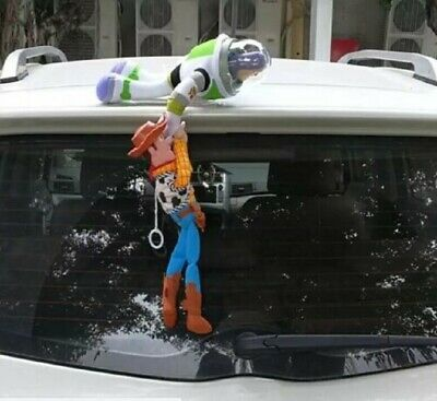 NEW ARRIVAL! Toy story , Awesome HANG to your car Woody, Buzz Lightyear!