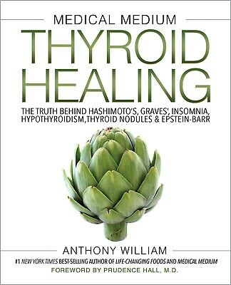 Medical Medium Thyroid Healing by Anthony William (2017) [EßOOK] ✅Fast Delivery✅