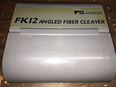 PK Technology FK12 Ultrasonic Angled Cleaver, 80-200µm Ericsson - Refurbished