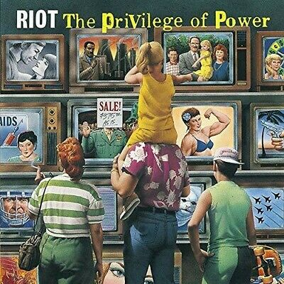 The Riot - Privilege Of Power [New CD] Ltd Ed, Reissue, Japan - Import