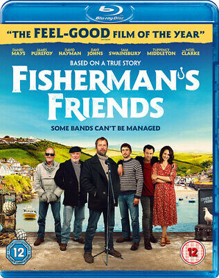Fisherman's Friends Blu-ray (2019) Daniel Mays, Foggin (DIR) cert 12 ***NEW***