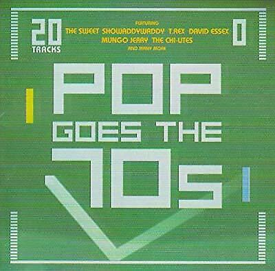 Pop Goes the 70s, Various Artists, Used; Good CD