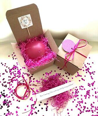 Personalised Pop the Balloon Bridesmaid Proposal Kit - Question Kit Novelty Gift