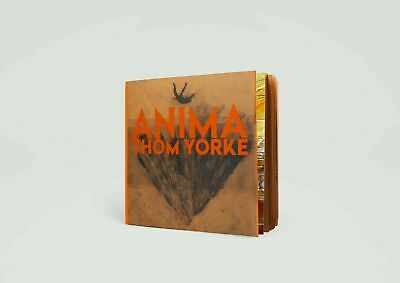 Thom Yorke - Anima -  Deluxe Box - Double  Vinyl Lp  - Limited Edition