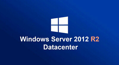 Windows Server 2012 R2 Datacenter Genuine License Key and Download