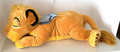 Disney Parks Dream Friends Sleeping Baby Simba 18 inch Plush Doll