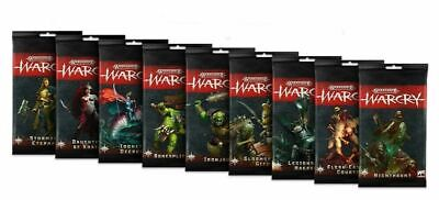 Warcry Faction Card Pack - Warhammer Age of Sigmar NEW