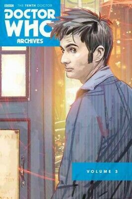 Doctor Who the Tenth Doctor Archive, Paperback by Lee, Tony; Smith, Matthew D...