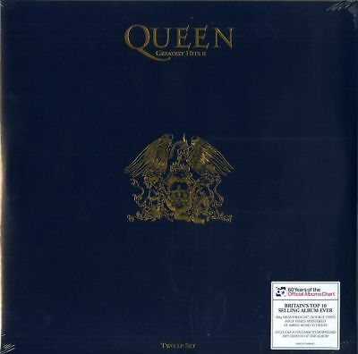 QUEEN - Greatest hits II (2011) 2 LP