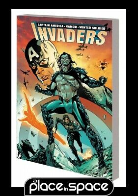 Invaders War Ghost Vol 1 - Softcover