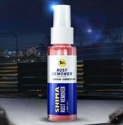 Rust Inhibitor Rust Remover Derusting Spray Car Maintenance Cleaning