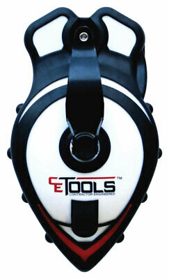 CE Tools  SnapBack  Braided  Chalk Line with Releasable Tip  50 ft.
