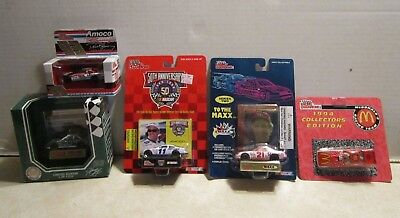 Lot of 5 Racing Champions Nascar Harry Gant Morgan Shepard Bodine + 1:64 MM68