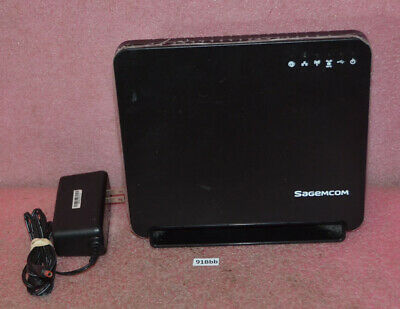 SAGEMCOM FAST 5260 Wireless Router - $28 00 | PicClick