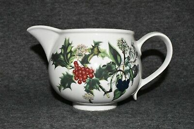 Portmeirion the Holly and the Ivy Gravy Jug
