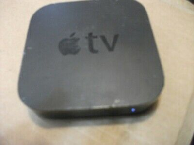 Apple TV 3rd Generation HD Media Streamer SOLD AS IS NO REMOTE A1469 +
