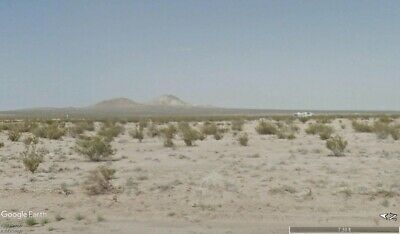 10,000 Sq Ft Building Lot In California City, Kern County Southern California