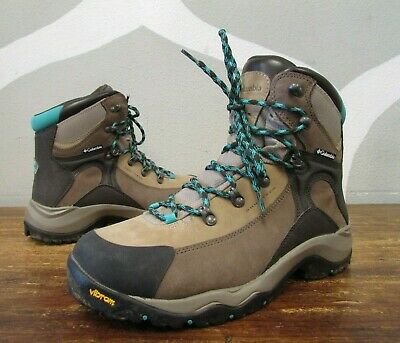 4a5b3703c94 COLUMBIA WOMEN'S HIKING Boots Tech-Lite Omni-Tech Size 9 - $39.99 ...