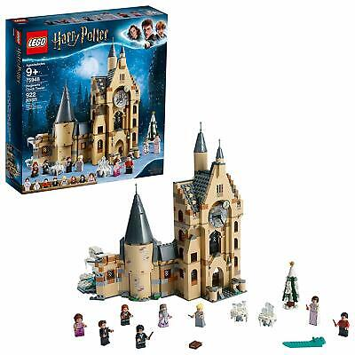 LEGO Harry Potter Hogwarts Clock Tower 75948 Build and Play Tower Set Toy Gift