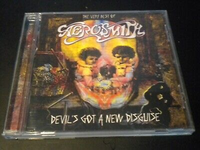 The Very Best Of Aerosmith - Devil's Got A New Disguise - CD Album - 2006