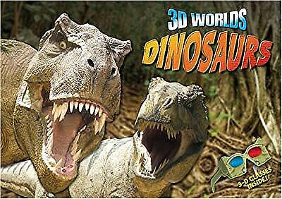 3D Worlds: Dinosaurs, Paul Harrison, Used; Good Book