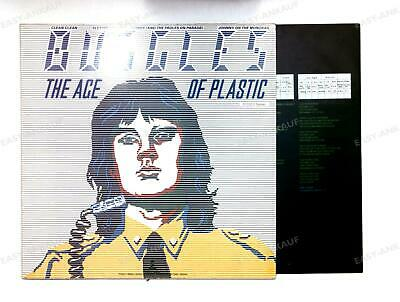 Buggles - The Age Of Plastic GER LP 1980 + Innerbag .