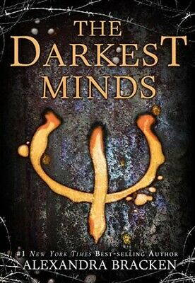 Darkest Minds, Hardcover by Bracken, Alexandra, Brand New, Free P&P in the UK