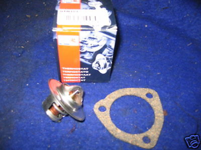 Mg Mgb Roadster Or Gt 75 Degree Thermostat And Gasket ***Ang3