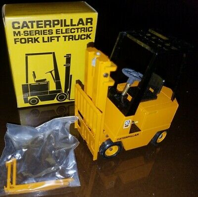 Cat Caterpillar M-Series M30 Electric Forklift Fork Lift Truck West Germany Nzg