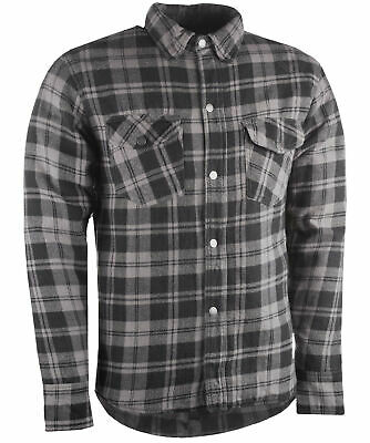 Highway 21 Marksman flannel black/ grey 4X _ 6049 489-1181~8