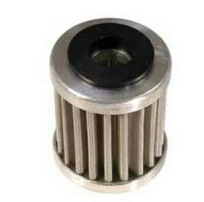 PC Racing flo reusable steel oil filter _PCS6C