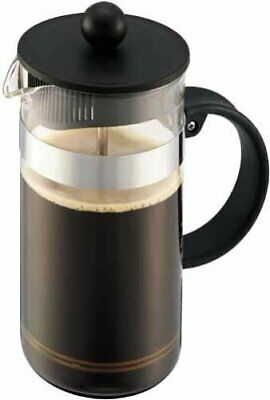 Bodum Bistro Nouveau French Press Coffee Maker, 3 Cup, 12-Ounce