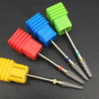 Carbide Stainless Steel Nail Art Bit For Electric Drill Power Tools Accessories