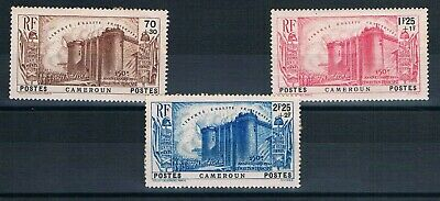 T6061 - CAMEROUN - Timbres N° 193 - 195 - 196 Neufs sans gomme