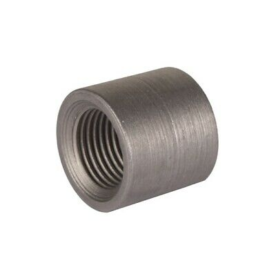 "Speedway 6176703 Threaded Steel Weld-In Bung Fitting 3/8"" NPT Female"