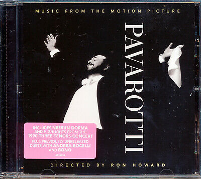 Luciano Pavarotti Pavarotti Music from the Motion Picture CD NEW