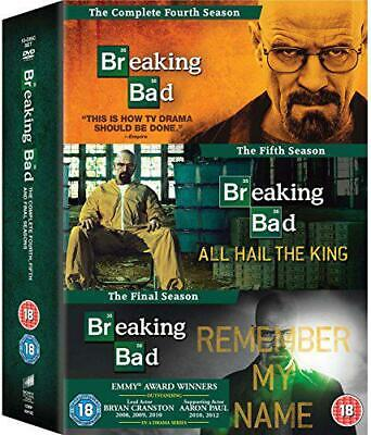 Breaking Schlechte: The Final Seasons [Dvd ], Neu, Dvd,Gratis