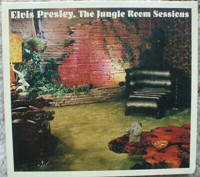 Elvis Presley - FTD Jungle Room Sessions Near Mint condition Low Starting Price