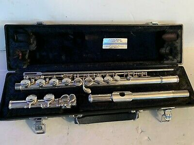 Yamaha Flute 225S II japan w/hard case minty clean condition #308111-A