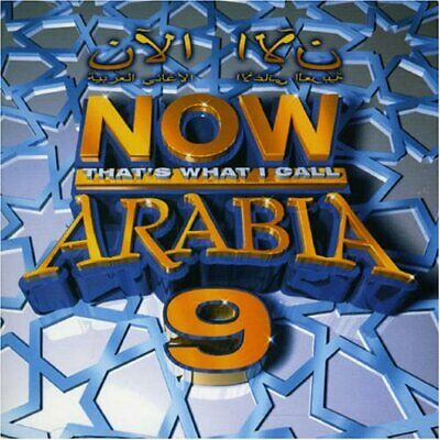 Various Artists : Now Thats What I Call Arabia 9 CD Expertly Refurbished Product