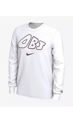finest selection bf42a 82495 ODELL BECKHAM JR Nike Giants Jersey MSRP $100 Sz XL NEW with ...