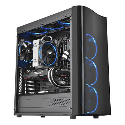 Thermaltake Riing Silent 12 RGB Sync Edition Processor Cooler