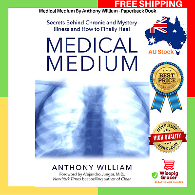 NEW | Medical Medium Secrets Behind Chronic and Mystery Illness Paperback Book