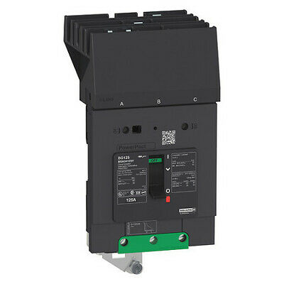 Square D By Schneider Electric BDA34030Y 3P Standard Circuit Breaker 30A