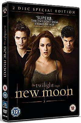 The Twilight Saga: New Moon (2 Disc Special Edition) [DVD] [2009], , Used; Good